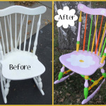 Rocking Chair Revamp