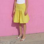 Lollipop Pleated Skirt Tutorial