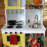 DIY Play Kitchen Tutorial!