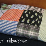 Patchwork Pillowcase