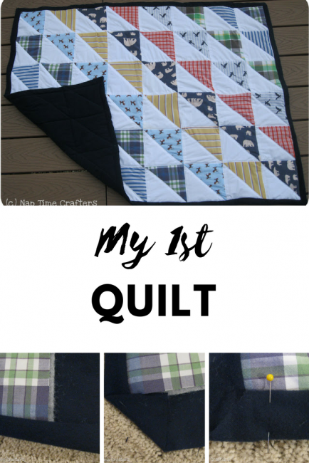 easy quilt for beginner