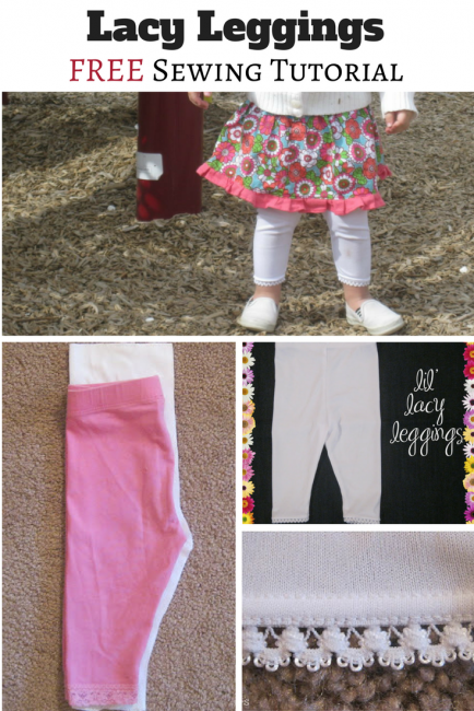 Lacy Leggings Pattern