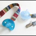Universal Pacifier Clip Tutorial