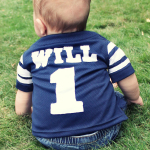 Little Linebacker Jersey Tutorial