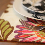 Tutorial: Reversible Placemats