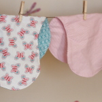 Tutorial: Contoured Burp Cloths