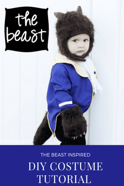 How to Make a Beast Costume