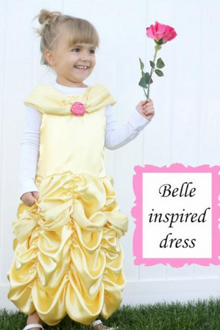 Belle Dress Pattern