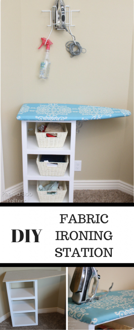 Fabric Ironing Board