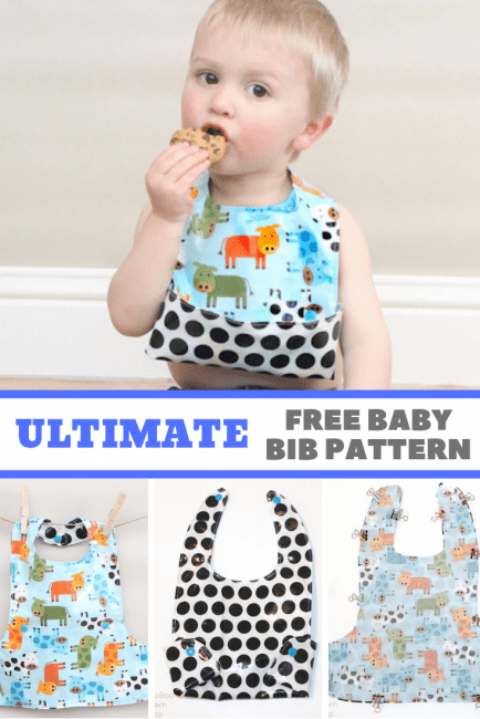 Baby Bib Sewing Tutorial
