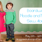 Boardwalk Sew Along Day 1