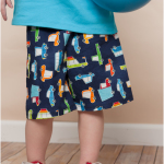 FREE toddler shorts & t-shirt pattern