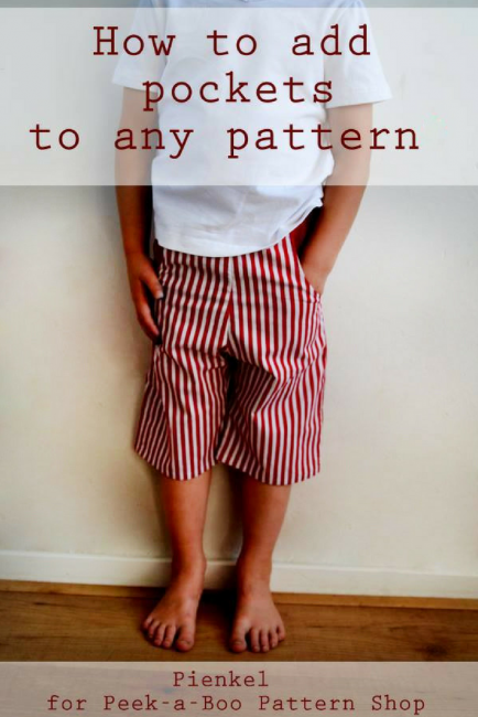 How to Add Pockets
