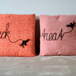 Halloween Pillowcases Tutorial