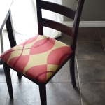 Quick & Easy No-Sew Chair Makeover