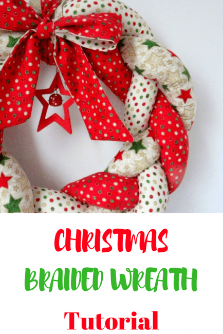 How to Make a Braided Wreath