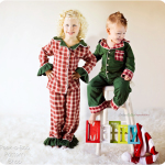 Christmas Pajamas Sewing Patterns