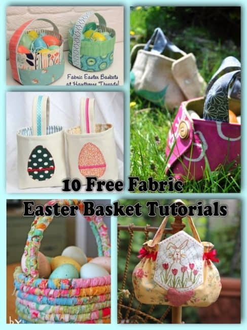 How to Make an Easter Basket