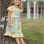 NEW Primrose Dress Sewing Pattern