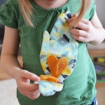 Mommy & Me Sewing Project
