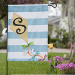 DIY Garden Flag Tutorial