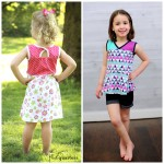 Twist and Shout Dress and Tank Pattern
