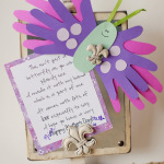 10 Handprint Crafts for Mother's Day