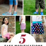 5 Easy Mods for Your Favorite Shorts Patterns