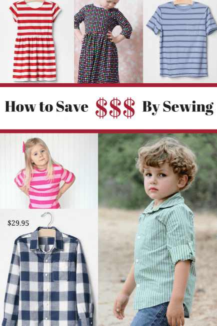 How to Sew on a Budget