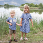 Cape Cod Shirt & Dress Sewing Pattern Release!
