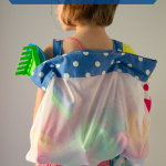 Beach Toys Mesh Bag – a Tutorial