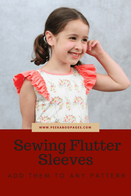 Adding Flutter Sleeves