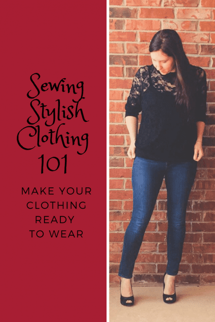 Sewing Stylish Clothing