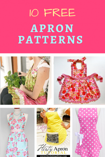 Apron Sewing Patterns