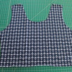 A Simple Trick To Cut Patterned Fabric & Panels Perfectly Straight