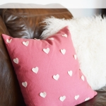 Valentine's Day Pillow Tutorial
