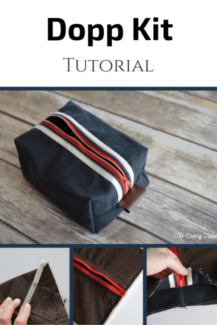 FREE Dopp Kit Tutorial