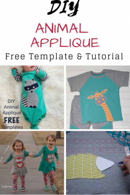 Animal Applique