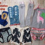 Kids Socks & Undies Sew Along Day 1: Choosing Your Fabric and Cutting Your Patterns