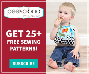 Free Sewing Patterns!