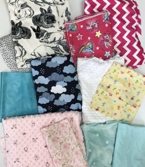 Fabric selection options