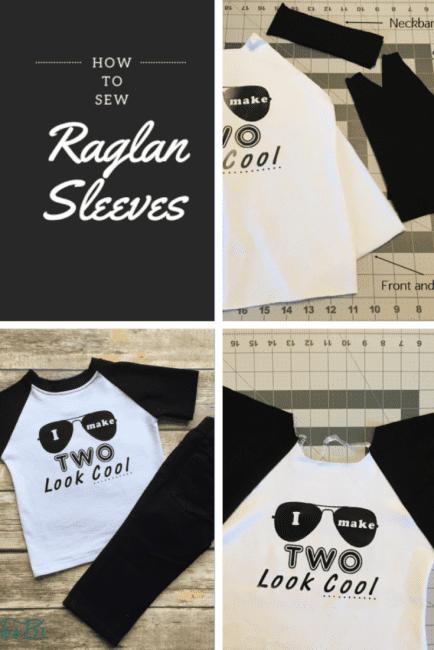Sewing Raglan Sleeves