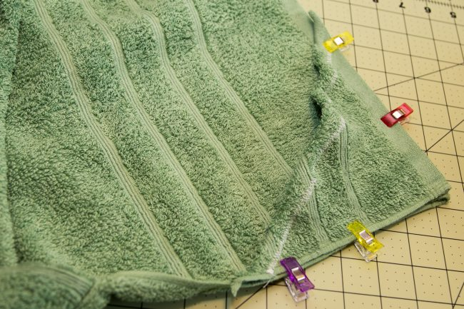 How to Sew a Hooded Towel - Peek-a-Boo Pages - Patterns, Fabric & More!
