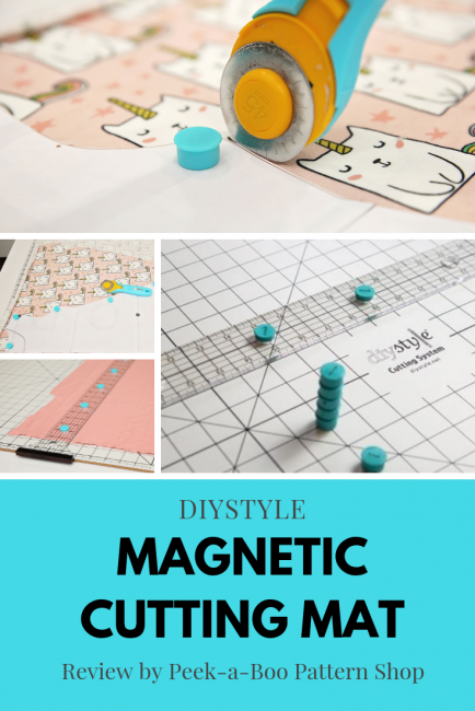 DIYStyle Magnetic Cutting System