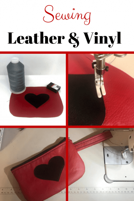 Leather Sewing Projects